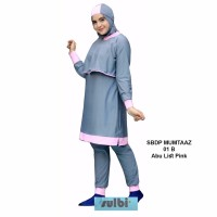 Jual Baju Renang Muslimah Sulbi Size S/M/L