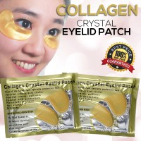 MASKER MATA COLAGEN / CYSTAL COLLAGEN EYE MASK