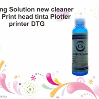 Cleaning Solution new cleaner inkjet head tinta Plotter, printer DTG