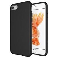 MURAH Slim Black Matte Case Iphone 5 5s SE 6 6s 7 7 8 plus oppo a39