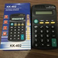 Kalkulator Kecil 8 Digit Persen Pocket Calculator KK402 Murah