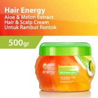Makarizo Hair Energy Fiberteraphy Aloe Melon 500 Gr