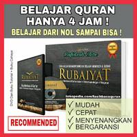 Rubaiyat, Metode Mudah Belajar Al quran, 4 Jam Bisa Baca Alquran