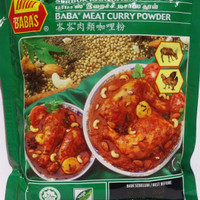 Bumbu Kari Babas / Babas MEAT CURRY POWDER 250gr