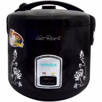 AP R308B Winn Rice Cooker 1 8L Warna Hitam Black APR308B 1 8 Liter