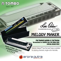 Harmonika Tombo Lee Oskar Melody Maker