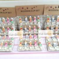 Wooden Clip / Jepitan Foto / Photo Clip (2)