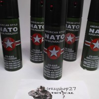 PEPPER SPRAY - SEMPROTAN MERICA NATO - TERMURAH