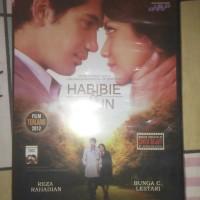DVD Movie ORIGINAL FILM INDONESIA HABIBIE AINUN (segel 100%)