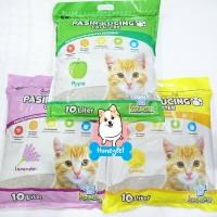 Pasir kucing/ Pasir Wangi kawan- Lavender 10L