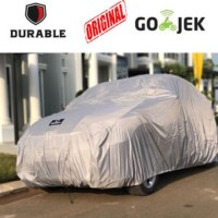 DURABLE PREMIUM CAR BODY COVER/SELIMUT MOBIL GREY For MERCY W204 C200