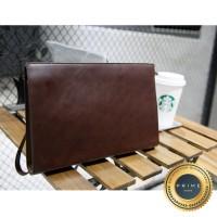 Tas Kulit Pria - Executive Clutch Bag