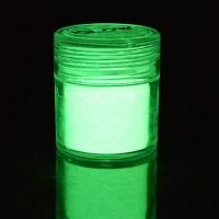 Bubuk Fosfor - Glow Strontium - Paling Halus - 15 mikron