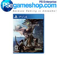 KASET/GAME/PS4/ Monster Hunter World reg 3