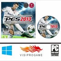 Pes 2013 + Patch Terbaru (Game pc/laptop )