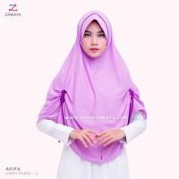 Hijab Instan Daily Khimar ZAWAYA HIJAB - Akifa L