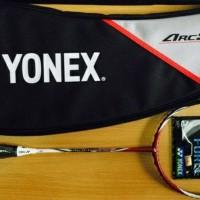 ORIGINAL YONEX ARCSABER I SLASH RAKET BADMINTON Murah