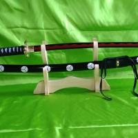 Pedang Samurai Katana Zoro Shusui Roronoa one piece