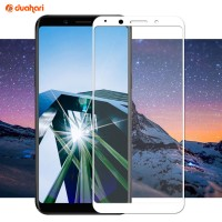9H Tempered Glass OPPO F5 / F5 YOUTH Full Cover Screen Guard kaca