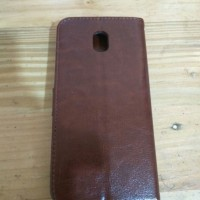 New Casing HP Samsung Galaxy J7 PRO 2017 Leather Kulit Flip Wallet