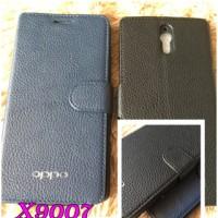 Casing Kulit HP FOR OPPO FIND 7 X9007 FLIP CASE BRL