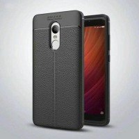 Casing Kulit HP Xiaomi redmi note4 note 4x snapdragon casing armor ca