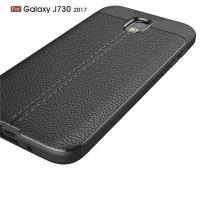 Casing Kulit HP Case Auto focus Samsung J7 Pro Soft case J7pro