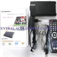 TV TUNER GADMEI EXTERNAL COMBO CRT LCD 3810E
