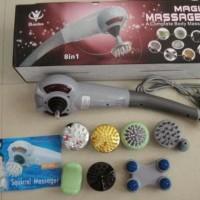 Promo Alat Pijat Magic Massager 8 In 1 Hot