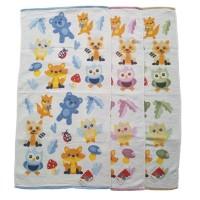 Baju Anak Baby Towel Handuk Bayi Anak Kecil Merah Putih Berkualitas