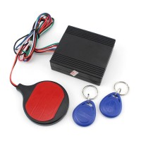 Security Motor Immobilizer Rfid Lock, smart key pengaman motor