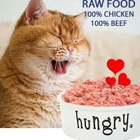 Khusus Gojek - 1kg Daging Giling Ayam Raw Food 100% Chicken - Cat Food
