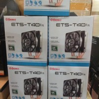 Enermax ETS T40 TB 2 Fan CPU Cooler With T.B.SILENCE Ready Socket AM4