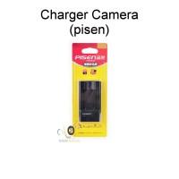 Charger Pisen NP-FM500H NPFM500H for Sony A200 A300 A350 A450 A500