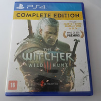 PS4 THE WITCHER 3: WILD HUNT (COMPLETE EDITION)