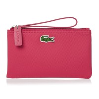 Lacoste Clutch Bag - Virtual Pink NF0390PO