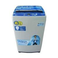 Harga mesin cuci aqua aqw 77d h 7 kg murah 1 tabung free ongkir depok   Hargalu.com