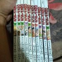 Komik One Piece Vol 31 - 40 (Set Segel / Baru Bahasa Indonesia)