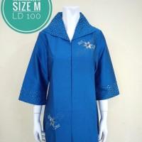 INBS144 Atasan Kebaya Payet Wisuda Modern Baju Batik Wanita Murah