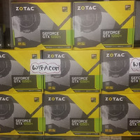 Zotac GeForce GTX 1050 Ti 4GB DDR5 / Zotac 1050Ti 4GB DDR5 VGA NVIDIA