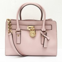 michael kors hamilton medium pink blossom ORIGINAL FROM US STORE