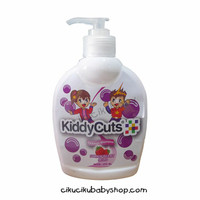 KiddyCuts Children Shampoo Strawberry 270ml / Perawatan mandi bayi