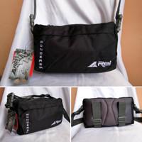 Tas selempang sling bag pinggang travel pouch - REI Wonderer original