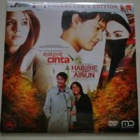 DVD FILM 2 IN 1 AYAT-AYAT CINTA & HABIBIE &AINUN