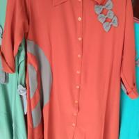 tunik blouse muslimah najwa