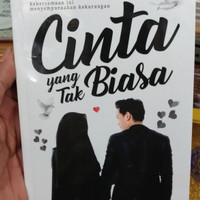 Novel CINTA YANG TAK BIASA ORIGINAL