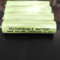 Batere Charge AA 1000mah