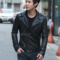 Jaket parka/ jaket kulit/ jaket bomber/ jaket kulit korean style SK-44