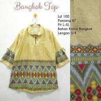 Blouse Bangkok/ Atasan Katun/ Blouse Katun/ Baju Katun
