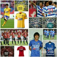 Jersey Obral Liga Jepang Nagoya Grampus Yokohama 2016 dll Grade Ori